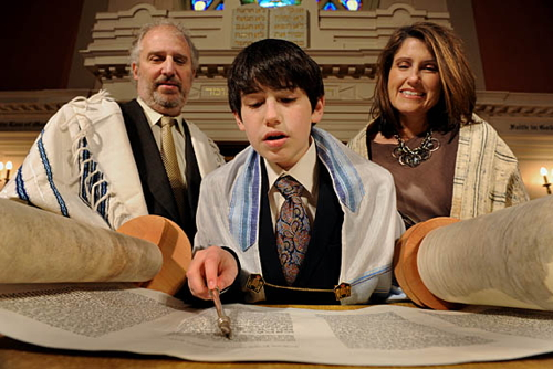 slide3 – Josh bar mitzvah