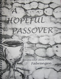 Cover for Hopeful Passover Cookbook